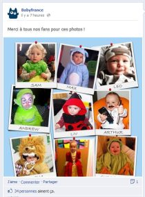 « Baby France » publie ma photo